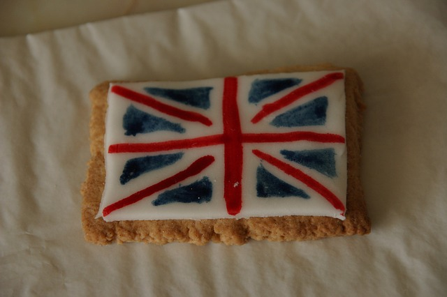 イギリス料理はまずい