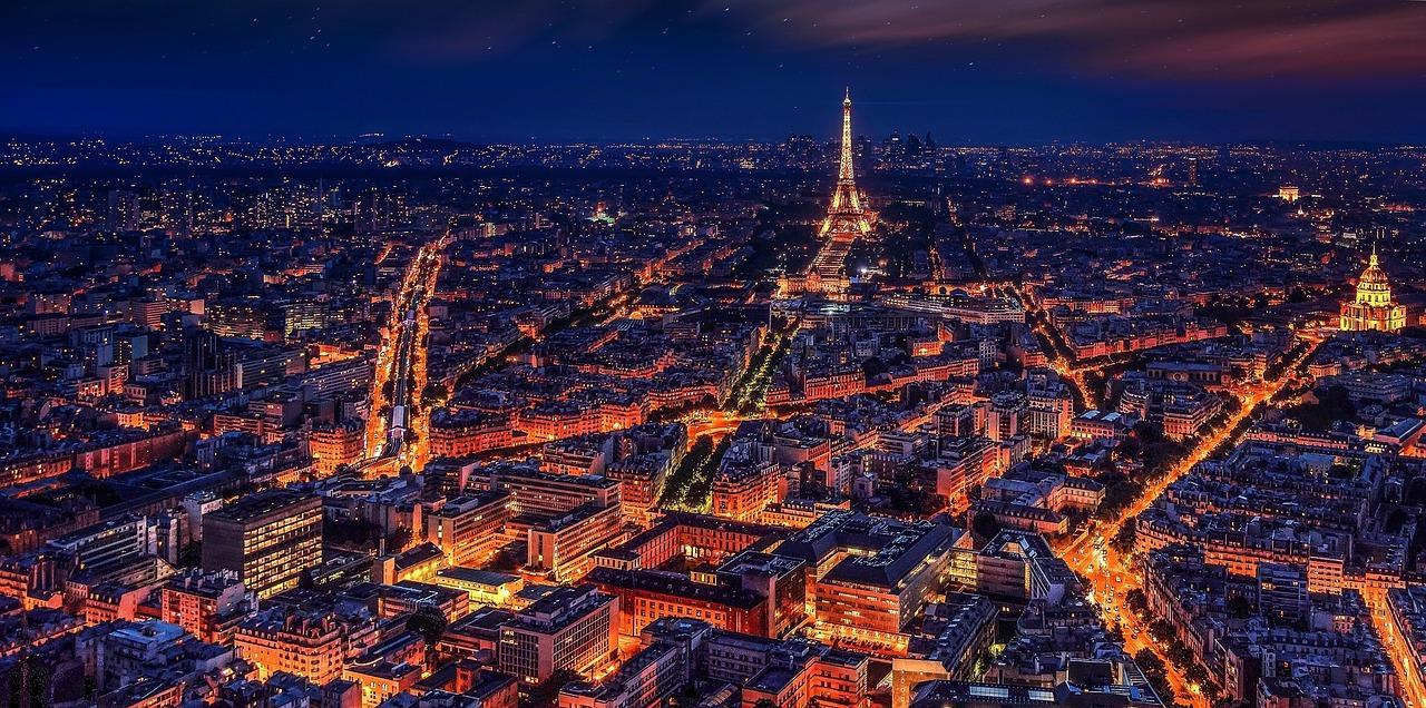 花の都「パリ」に行った時の話