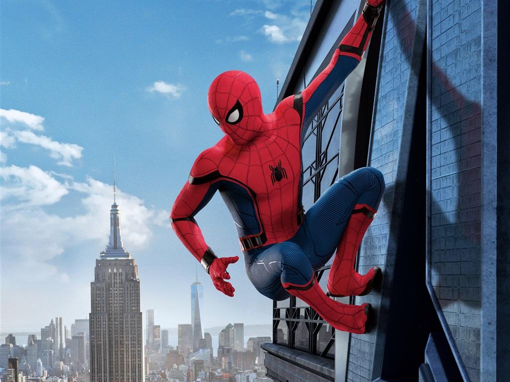 Spider Man Homecoming「スパイダーマン/ホームカミング」