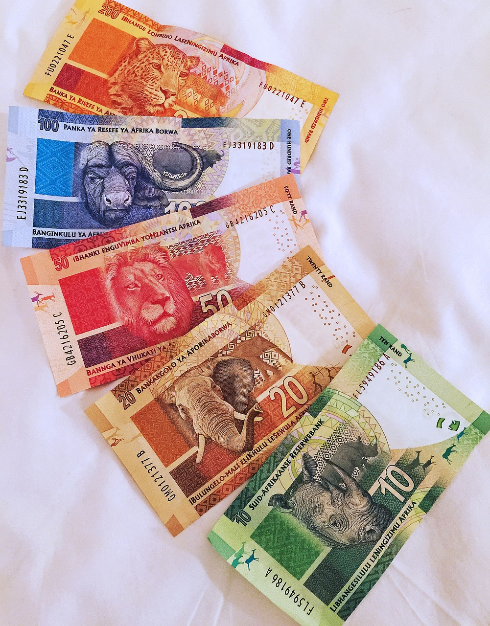 世界にあるかっこいい通貨ーアフリカ編ー