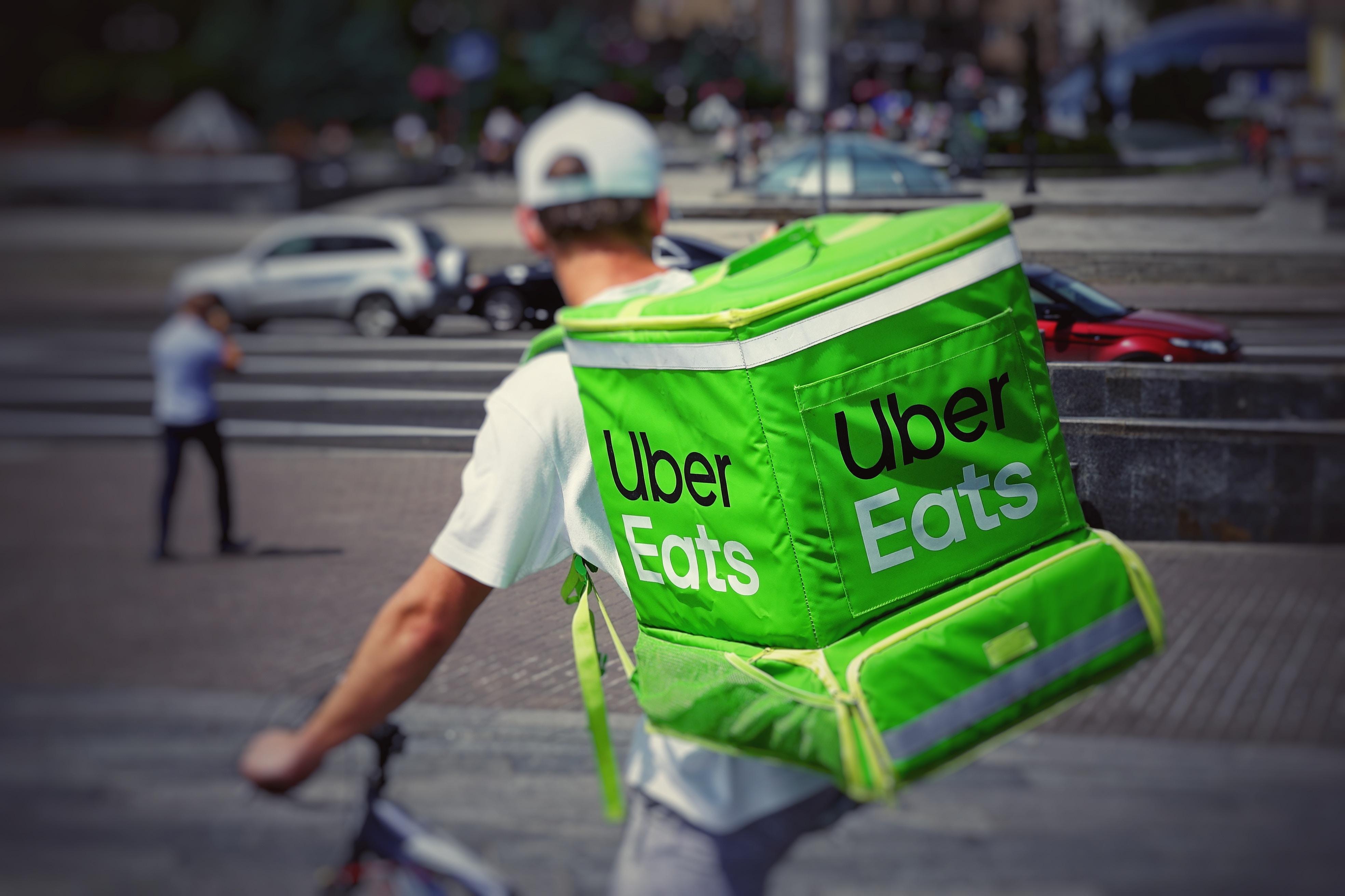 副業 Uber Eats(ウーバー・イーツ)